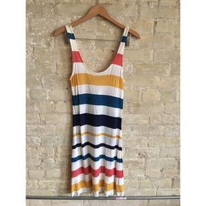 Striped tank dress from Urban Outfitters